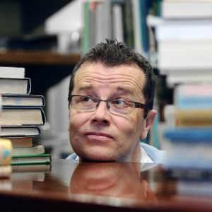 Paul Howard at the Cork World Book Fest 2012 Programme Launch