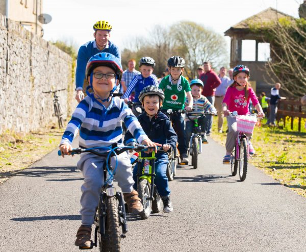 Waterford Greenway Launch