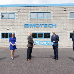 SimoTech jobs announcement